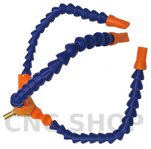 3-X-Coolant-Pipe-amp-Magnetic-BASE-set-Flexible-Water-Tube-Hose-Milling-Cooling