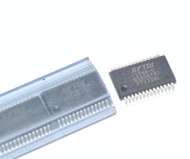 FT232RL FTDI USB UART IC 28 Pin SSOP  __ [QTY=1pcs]