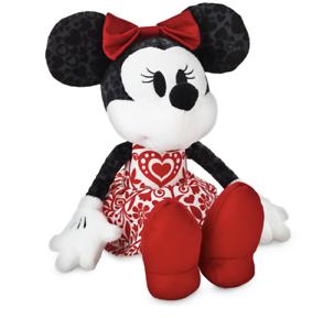 Hallmark-Valentine-Disney-Heartthrob-Minnie-Plush-New-with-Tag