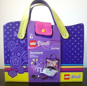 LEGO-Friends-Rare-Friends-Carry-Case-850597-New