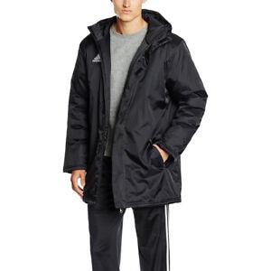 Titre Training Zip Veste Hommes Adidas Core Noir D'origine Détails Afficher Full Stadium Windbreaker Sur Capuche Le À UMLzSpGjqV