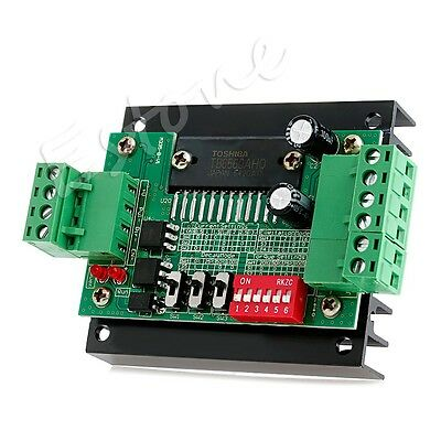 Single 1 Axis 3.5A TB6560 Stepper Stepping Motor Driver Board Control CNC Router