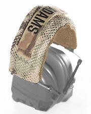 A&A Tactical LLC DEPHC V2 Headset Cover for Sordin, Peltor Comtac, TCI Liberator
