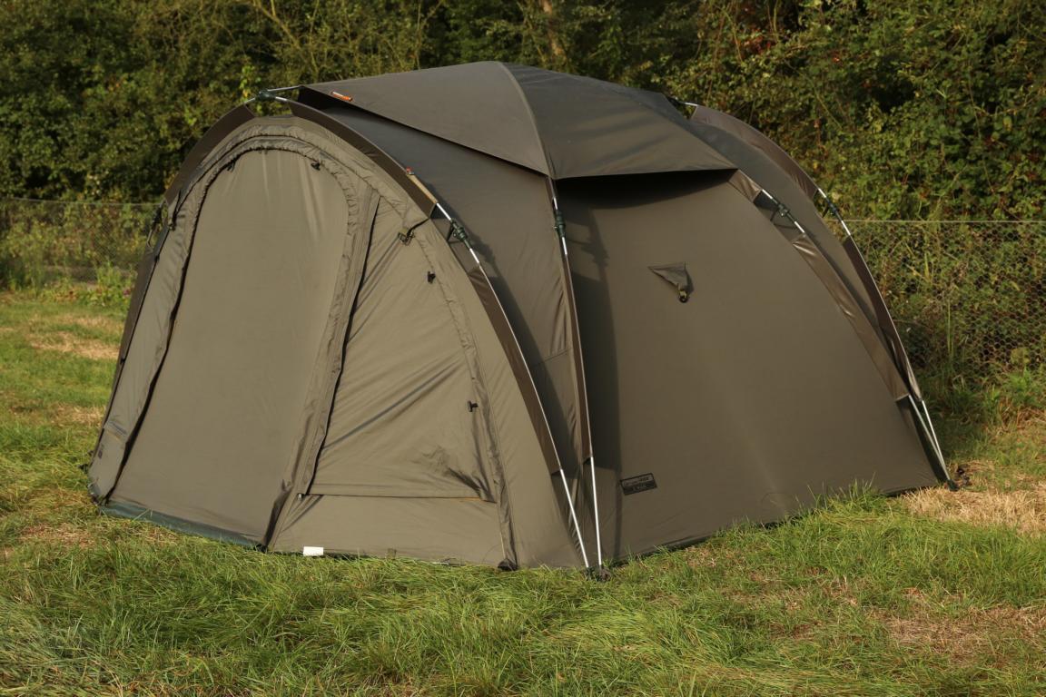 Fox Easy Dome Maxi 2-man Angelzelt Campingzelt 2-Mann Zelt Tent