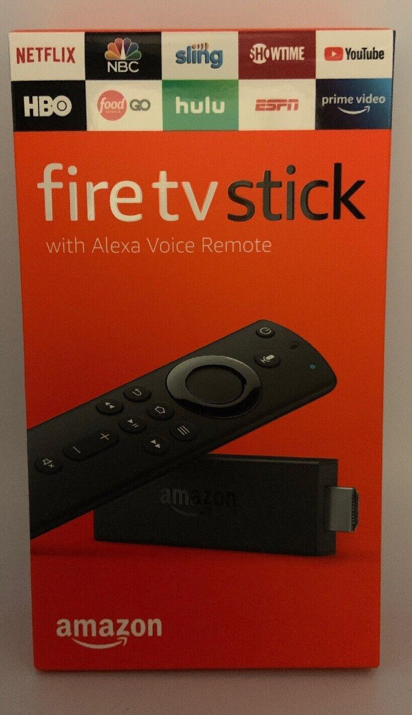 Amazon Fire Tv Stick With Alexa Voice Remote Streaming Media Player alexa amazon fire media player remote stick streaming voice with