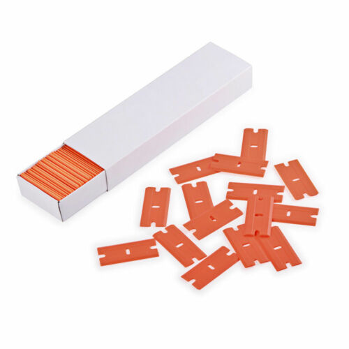 100Pcs 4cm Plastic Blade LCD Glue Remover for Phone Tablet Screen Cleaning Tools