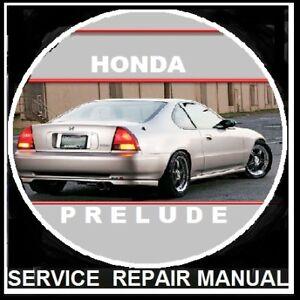 honda prelude bible 1992 1997 ba8 bb1 bb2 v tec f22a h22a h23 rh ebay com au 1997 Honda Accord F-22 Vtec 1998 Honda Odyssey F23A7