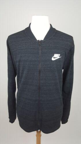 Nike Nwt Men's Jacket Advance 95 Squadron Talla Charcoal Knit Sportswear Xl rrF6nwxqz