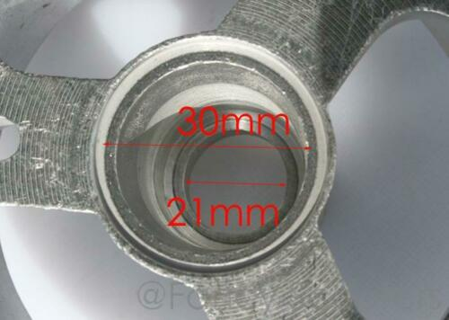 """4/"""" HALF RIM D FOR TIRE SIZE 3.00-4 OR 9 X 3.50-4"""