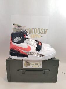 e4ba807fe3c79a Nike Just Don x Air Jordan Legacy 312 Hot Lava Agassi AQ4160-108 ...
