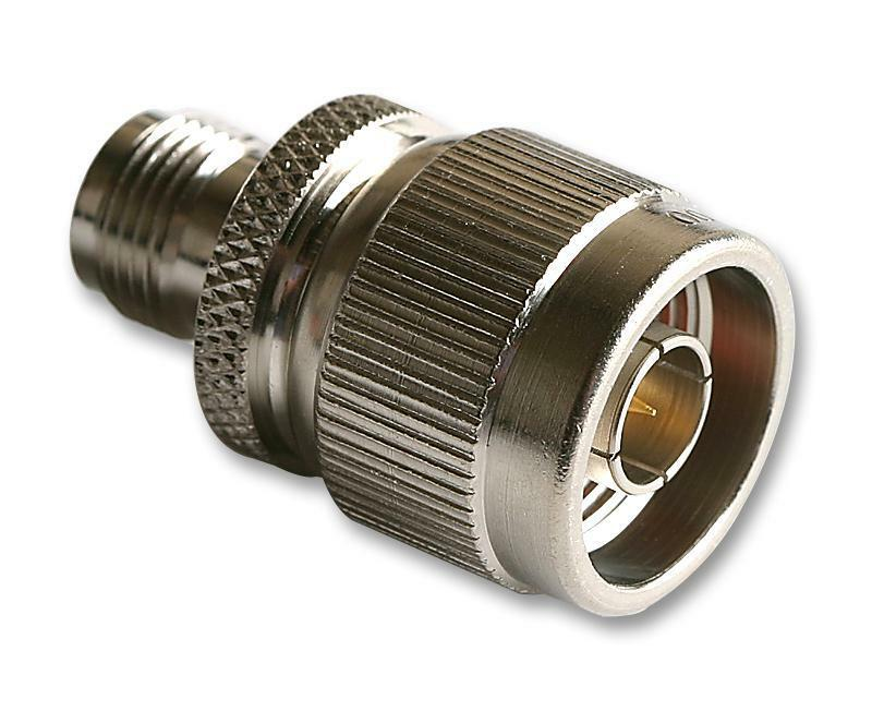 Connectors - RF/Coaxial - ADAPTOR TNC JACK N PLUG 50OHM