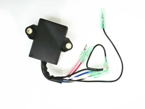 CDI COIL Unit Assy 63V-85540-01 02 fit for Yamaha Outboard 15HP 9.9HP 2T 18-5132