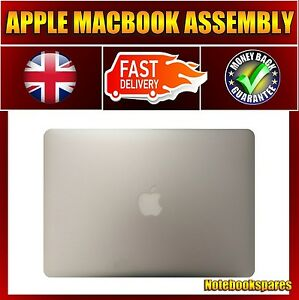 the best attitude 647cf d48db Details about Replacement Apple Top Case + Screen For Macbook Air A1369  (EMC 2469) I5-2467M
