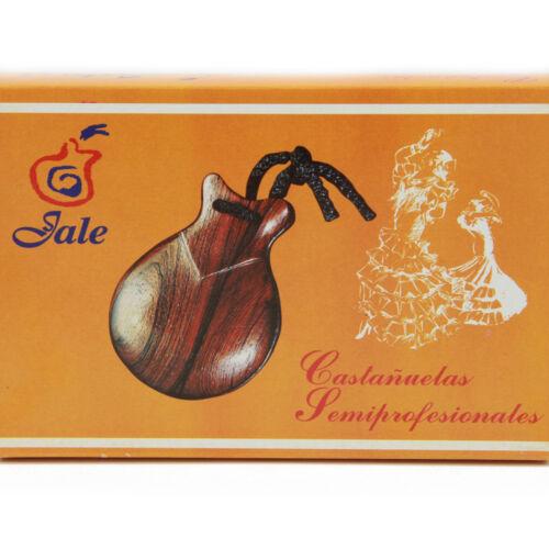 5 Castañuelas Semi-professional Jale Flamenco Spanish Castanets 107 N