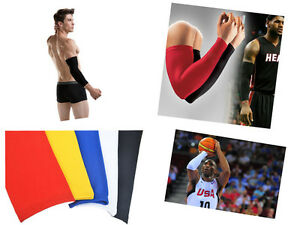 1-Pair-Arm-Warmer-Protector-Cuff-Sleeve-Cover-Gym-Baseball-Soccor-Yoga-Fishing