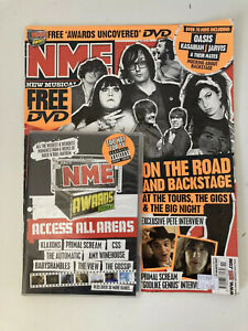 NME-Magazine-17-March-2007-FREE-DVD-Unopened-Babyshambles-Amy-Winehouse