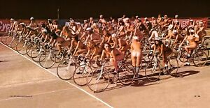 Fat Bottomed Girl Cycling Picture