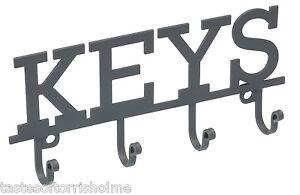 Kitchen-Craft-Living-Nostalgia-Wall-Wire-Key-Rack-Holder-Hanging-Hooks