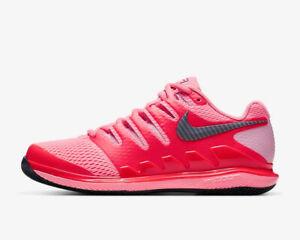 Nike Air Zoom Vapor X HC Women's Limited Size 9 Tennis Sneaker Shoe AA8027-604