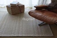 Serengeti Ser05 Plantation Beige Cream Handmade Wool Rug Ethnic Contemporary
