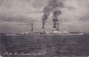 uralte-AK-S-M-grosser-Kreuzer-034-Seydlitz-034-Seepost-1916-Kriegsmarine