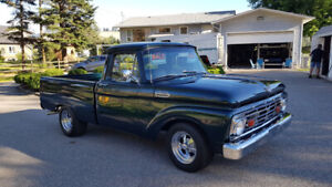1964 Ford F 100 Green