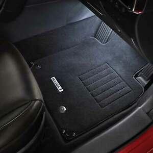 New-Genuine-Mazda-3-BP-Carpet-Floor-Mats-Set-of-4-BP11ACFM-2019-Hatch-amp-Sedan