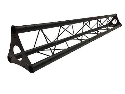 2 meter triangular trussing mobile dj lighting bolt truss system truss 49008666283 ebay. Black Bedroom Furniture Sets. Home Design Ideas