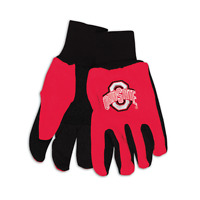 Ohio State Buckeyes Work Utility Gloves