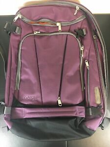New-EBAGS-TLS-Mother-Lode-Weekender-Convertible-Backpack-Purple
