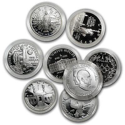 U.S. Mint Commemorative Silver Dollar Coin - Random Year - SKU #14067