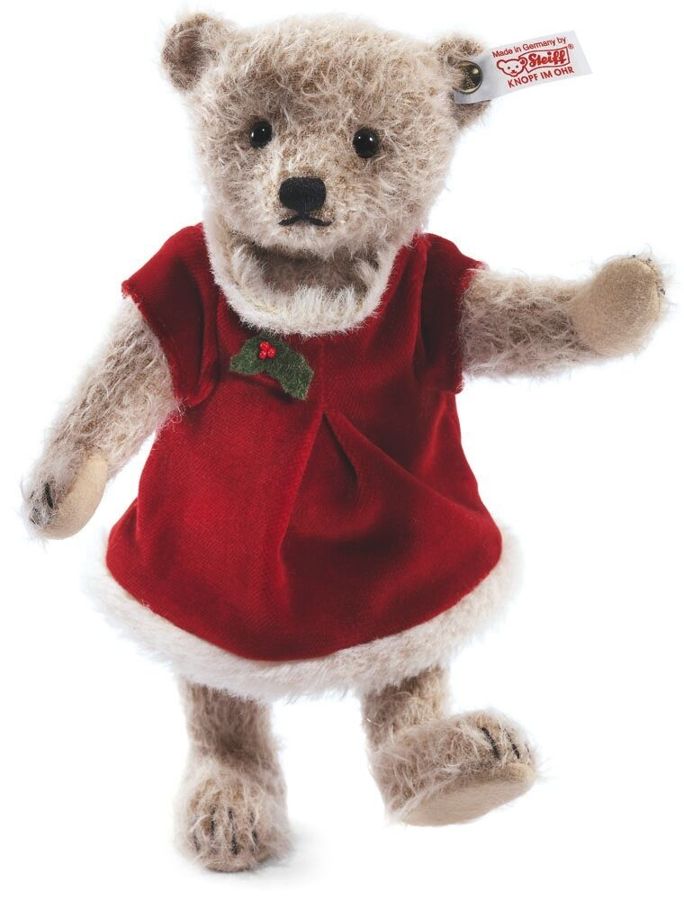 STEIFF Romy Little rosso Riding Hood Teddy Bear Mohair EAN 035371 LTD 1500