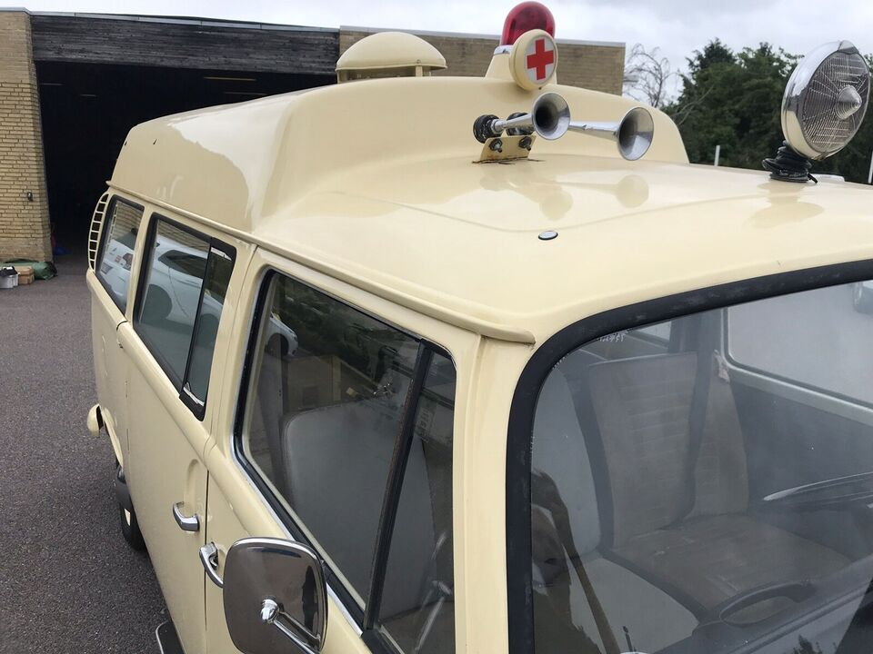 VW T2, 1,6 High Roof, Benzin