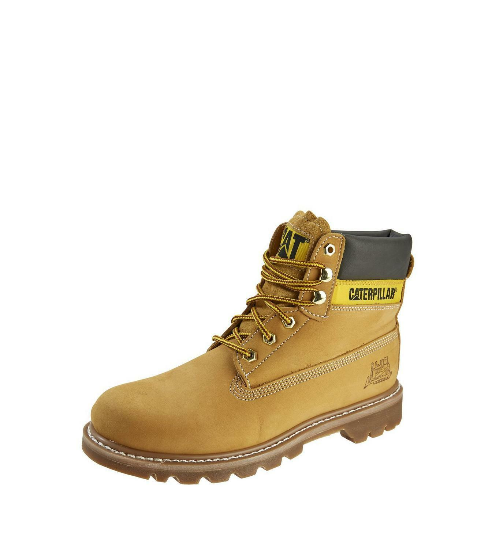 CATERPILLAR COLORADO MENS LEATHER ANKLE BOOTS Schuhe WORK 6 INCH CAT BOOT WORK Schuhe NEU d1e322