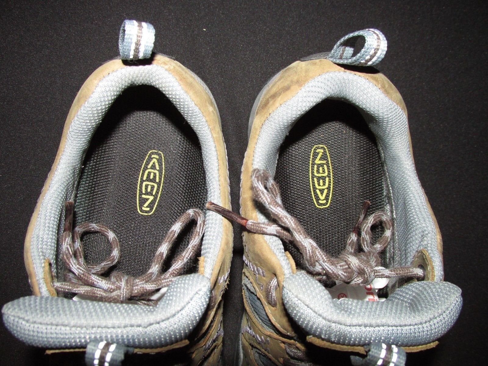 Keen Marrón nobuck para senderismo y Zapatos Tenis Tenis Zapatos deportivas para mujer 6.5M 6847b7