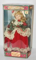 Porcelain Doll, Holiday Classics soft Expressions - 17 -