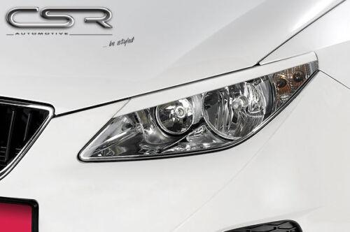 CSR Scheinwerferblenden für Seat Ibiza 6J SB043
