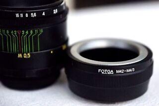 HELIOS-44-2 58mm F2 SLR Lens lente Bayonet Nikon F