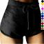 Sexy-Women-Summer-Pants-Stylish-High-Waist-Shorts-Short-Belt-Beach-Trousers thumbnail 2