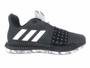 Hacer un nombre paleta Shetland  Adidas Harden Basketball Shoes Size 4.5 Kids Vol 3 Black and White