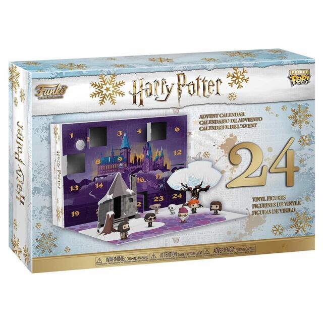Funko Pocket Pop! Harry Potter Advent Calendar - BRAND NEW