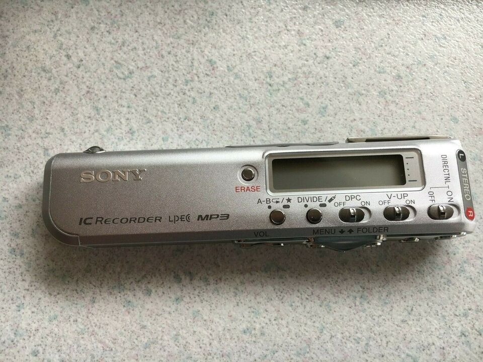 Sony, ICD-SX46, Perfekt
