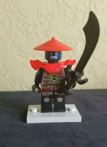 Lego Ninjago Stone Army Swordsman Warrior Demon Minifigure Mini Figure 70752