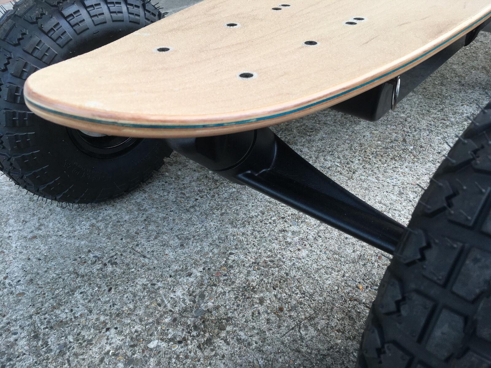 Kaleas e skateboard SKATEBOARD e-SKATE SKATEBOARD skateboard ELETTRICO 900w li-ionakkus 3x 15ah 061770