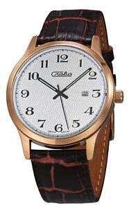 Originals-Russian-Wrist-Watch-SLAVA-1313464-USSR-Soviet-Mens-Watches