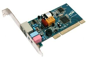 Safecom SHIPM-5600 56K V.92 - PCI Data Fax Modem [5761]