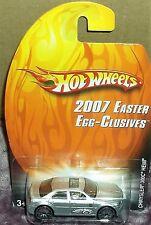 2007 Hot Wheels Easter Egg-Clusives Silver Chrysler 300C Hemi Diecast 4+ Thailan