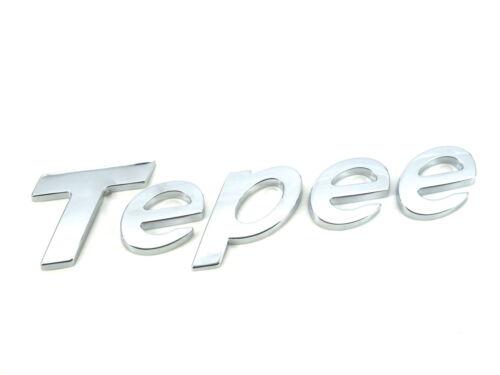 Neuf D/'Origine Peugeot Tepee Badge pour Expert Partner 2007-2012