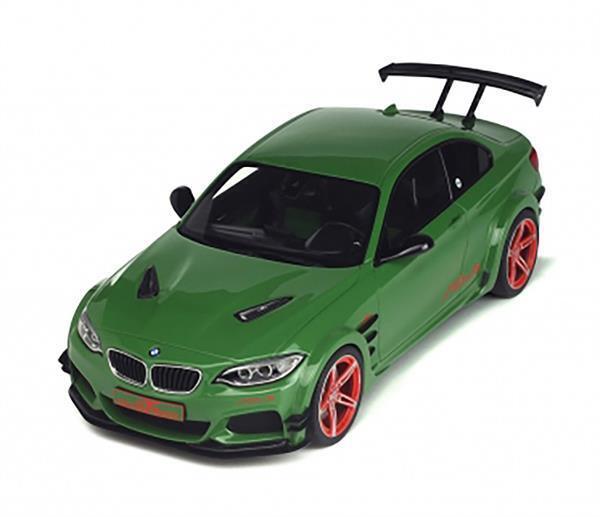 BMW M235i AC Schnitzer ACL2 verde 1 18 GT146
