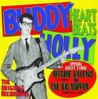 2 CD Buddy Holly Heartbeats Original Recordings Valens Big Bopper Not Fade Away